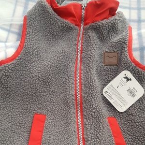 NWT dog jacket size large